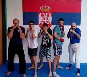 MMA Trening 01