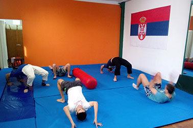 MMA Trening 03