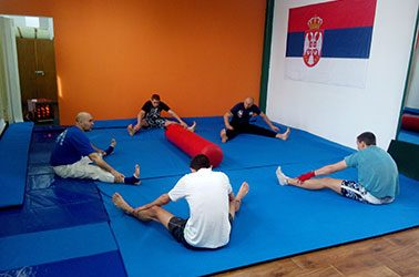MMA Trening 07