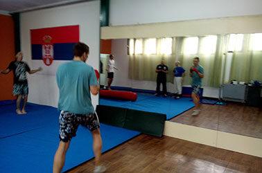 MMA Trening 09