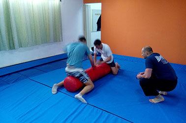 MMA Trening 15