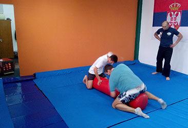 MMA Trening 16