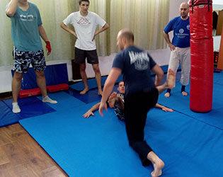 MMA Trening 21