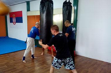 MMA Trening 22