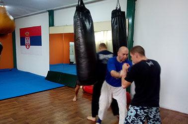 MMA Trening 23