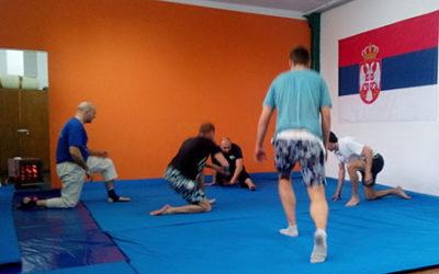 MMA Trening 30