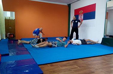 MMA Trening 31