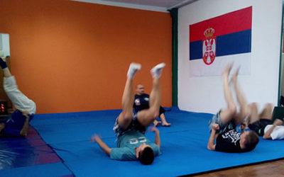 MMA Trening 33