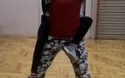 Trening u Zemunskoj gimnaziji 23