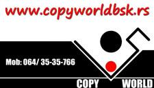 Digitalna štampa Copy World BSK