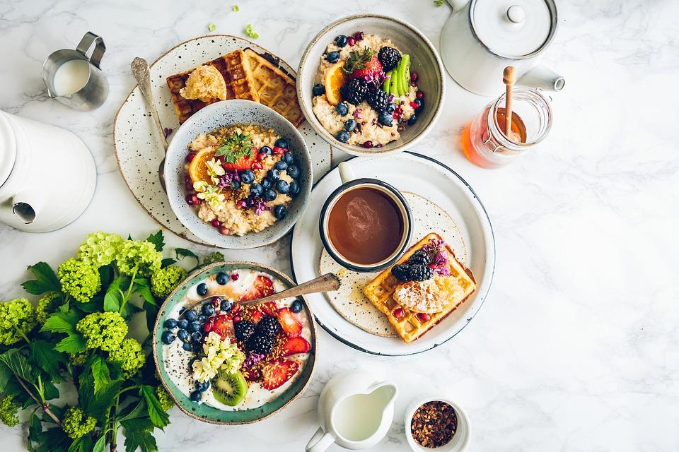 Vreme je za ustajanje, vreme je za doručak